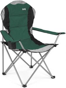 a camping chair